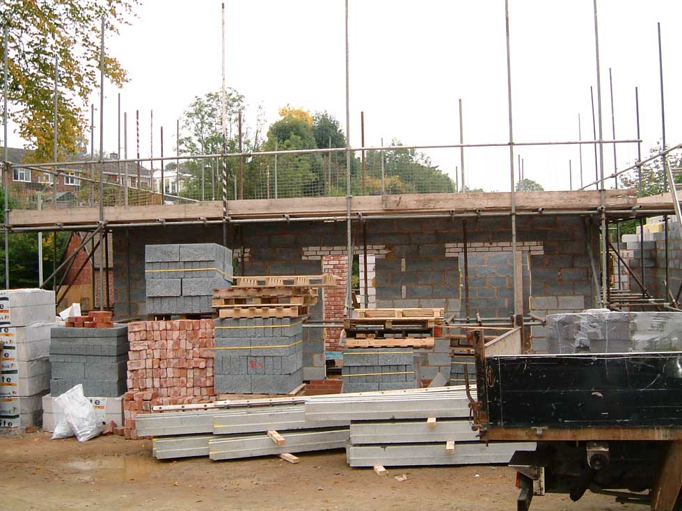 Self Build Schedule - Superstructure