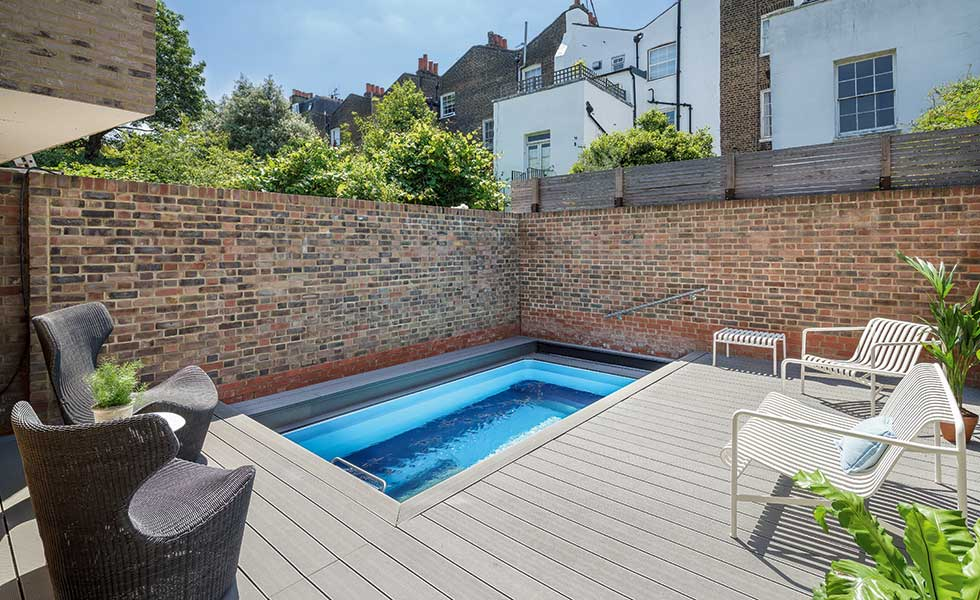 Having an outdoor pool is becoming an in-demand home design trend, particularly for those summer months