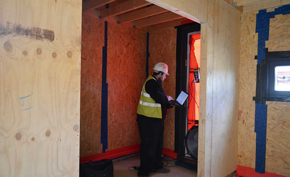 Passivhaus: How to Build an Airtight Structure | Homebuilding