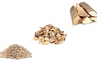 sustaburn wood chippings logs