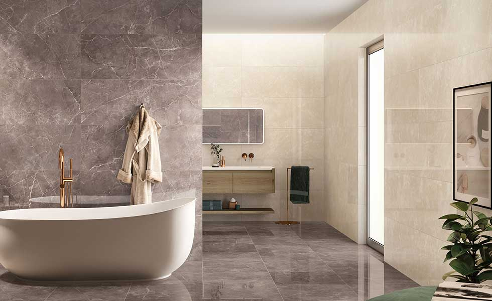 Marble Bathroom Ideas To Create A Luxurious Scheme: 7 Luxury Bathroom Design Ideas