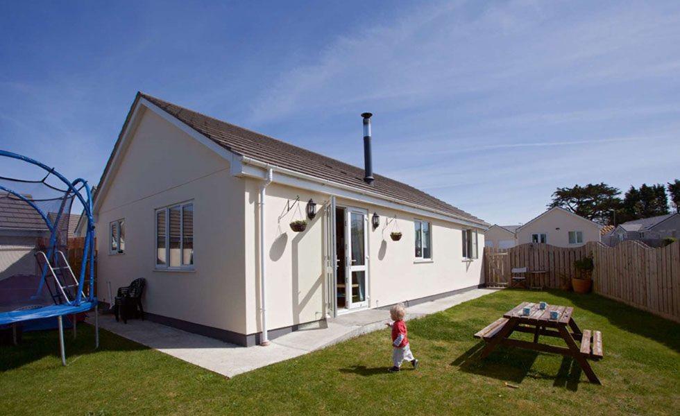 Family home for £100k