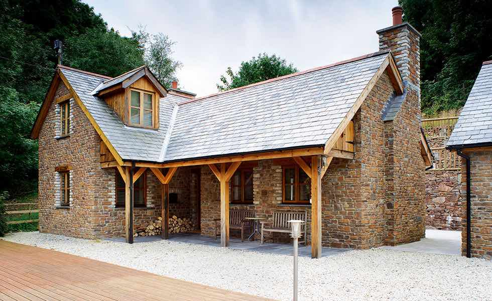 15 small homes under 100m homebuilding renovating for Modern house john welsh