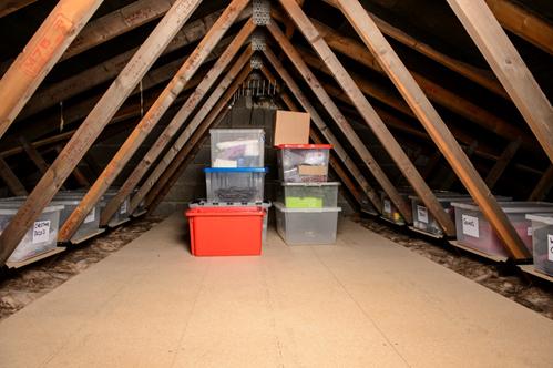 loftleg loft interior