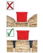 Loftlid Storage Platform red