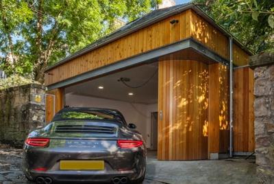 Sliding Garage Doors