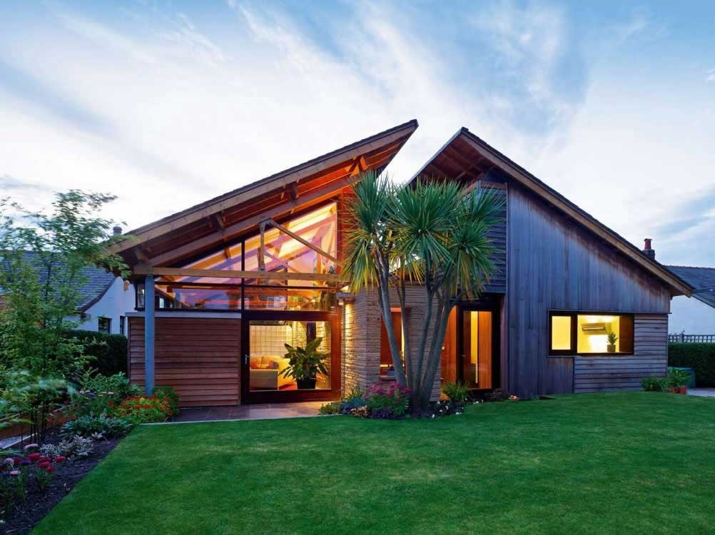 5 Homes That Prove Bungalows Aren't Just For OAPs