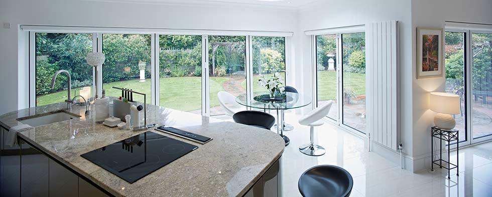 origin sheila white kitchen black bar stools