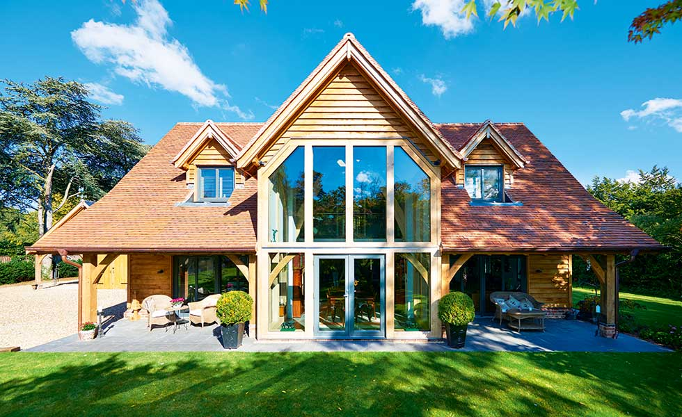 10 Things To Know Before Building An Oak Frame Home