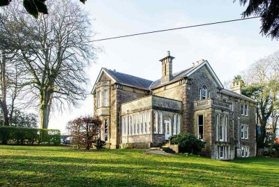 Large Victorian house near Bath