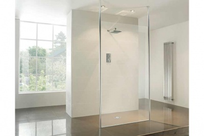 wetrooms online shower room white partition wall