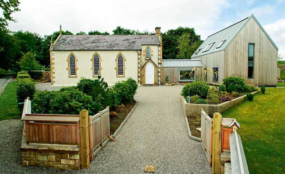 stone church conversion