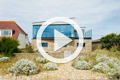 Self build dream home by the sea video still