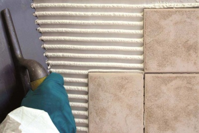 webber wall tile adhesive