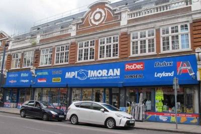 mp moran shop front
