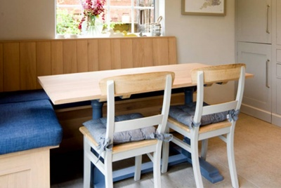 four corners kitchen table
