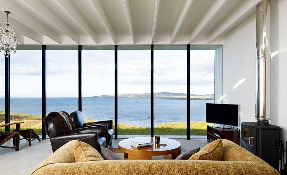 Open-plan-living-space-with-coastal-view