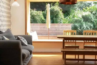 pinckney Engineered oak flooring.