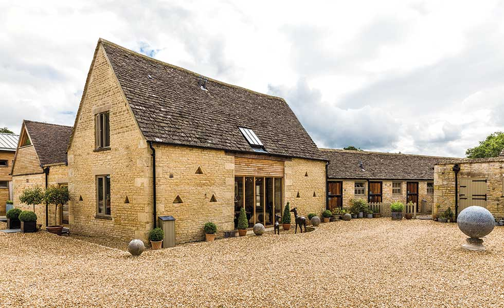 Cotswolds Barn Conversion Homebuilding Amp Renovating