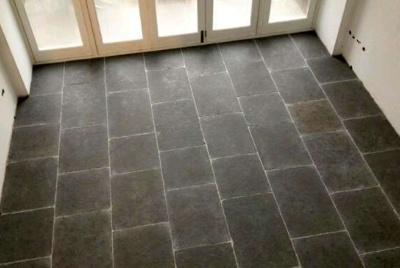 stone floor dark