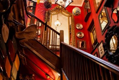 miscellanea stairwell