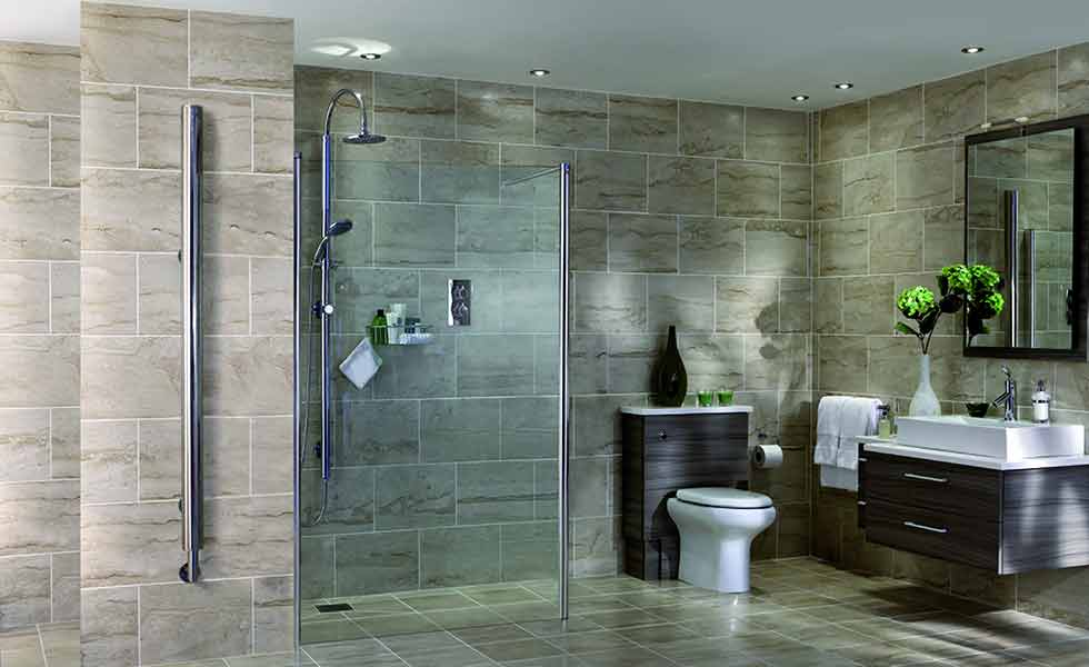 A beautiful range encompassing curved profiles and pristine glass