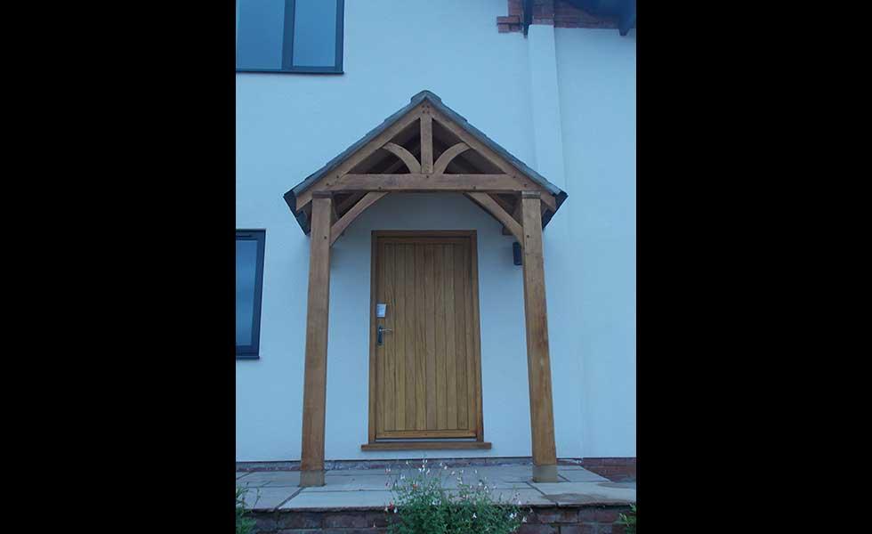 walker design architects cottage door