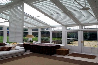 outshine shutters conservatory