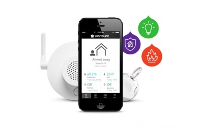 verisure smart technology phone home security