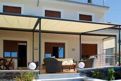 markilux awning garden patio canopy