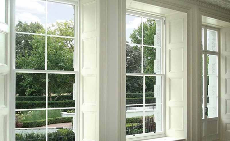 george barnsdale casement windows