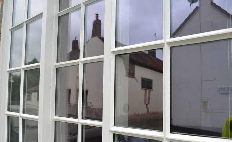 George Barnsdale Sash Window