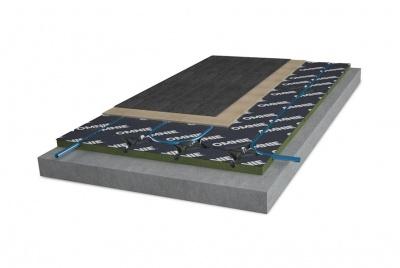 omnie lowboard insulation underfloor heating