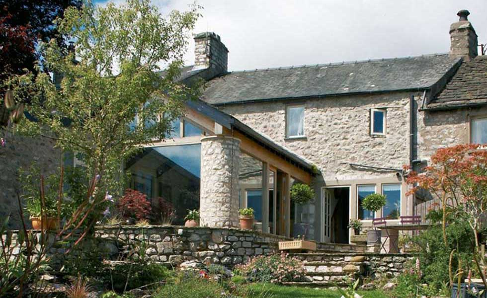 Yorkshire cottage extension