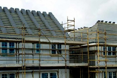 excel structures building scaffolding