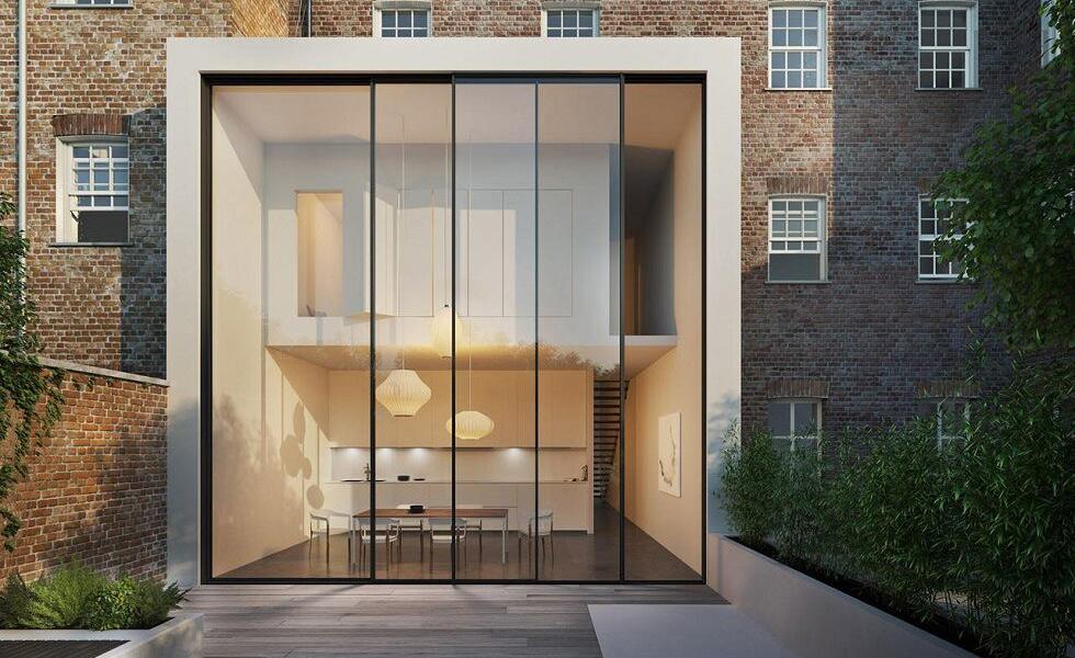 cero: the sliding window for maximum transparency