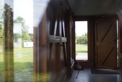 Bespoke joinery by Heritage Oak Frames Ltd.