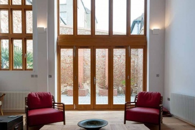 Accoya Timber Windows from George Barnsdale timber glazing