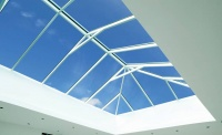 Yes Glazing Solutions rooflights wide