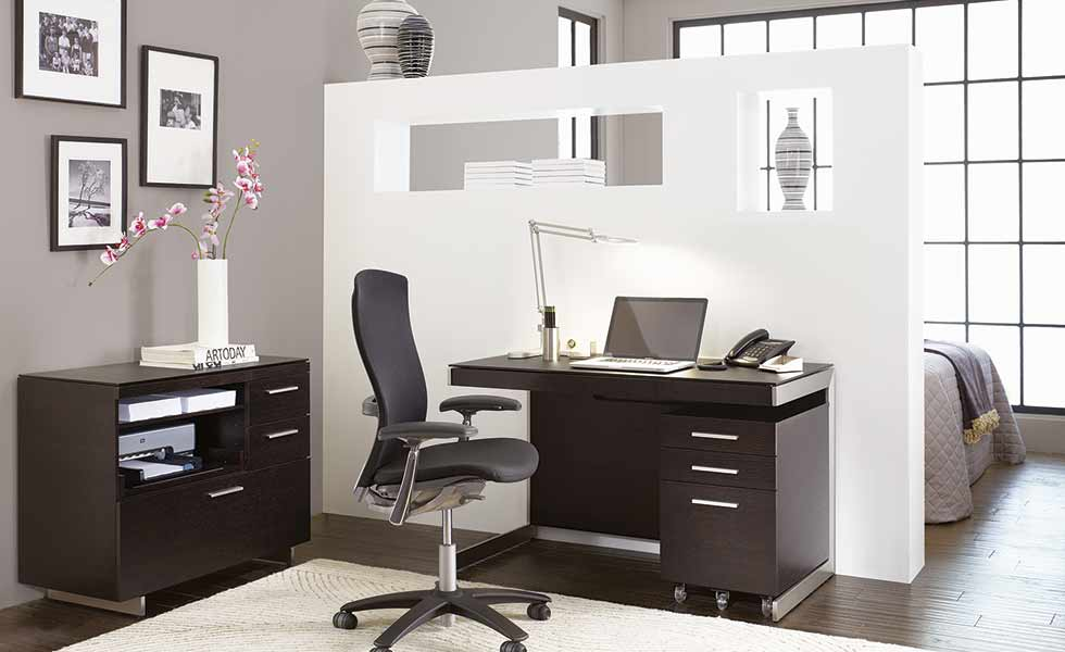 12 home office design ideas homebuilding renovating for Website that allows you to design a room