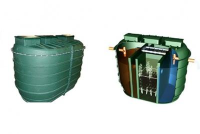 we build it sewage tank