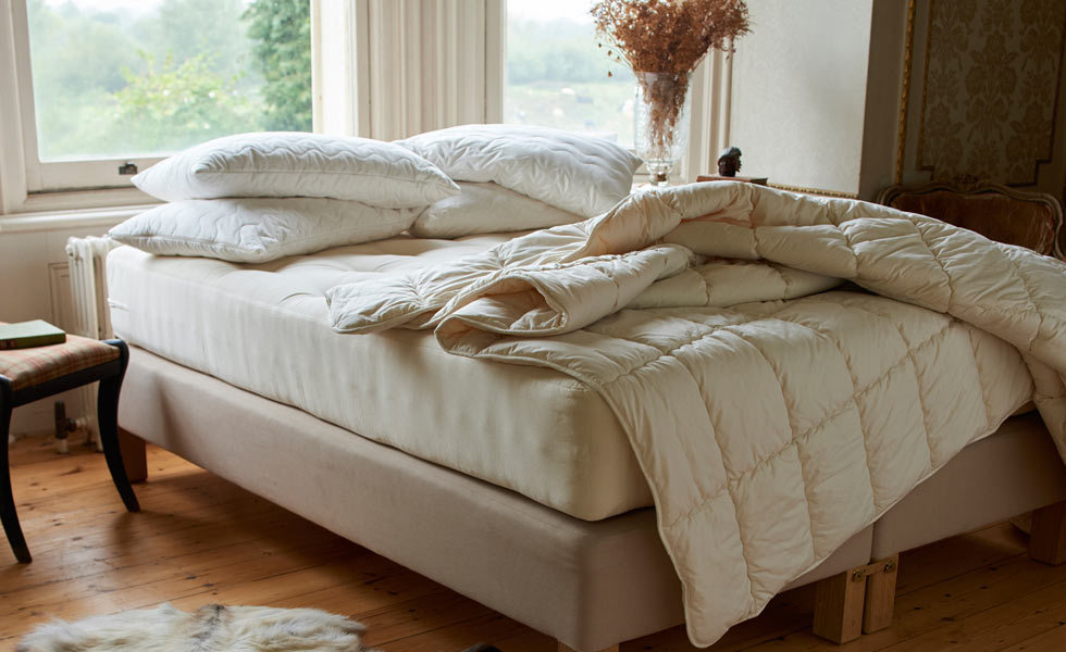 abaca mattresses Natural latex, a completely natural alternative to man-made memory foam