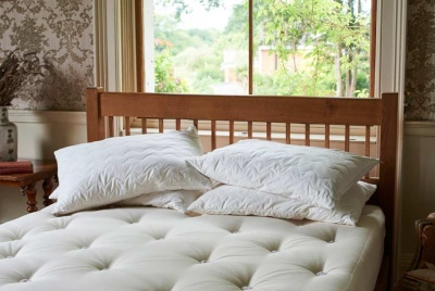 abaca Pocket sprung mattresses for that wonderfully traditional feel
