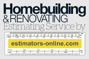 Homebuilding and Renovating Estimating Service by Estimators Limited