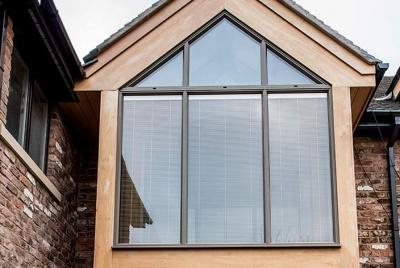 haus glass origin aluminium window exterior