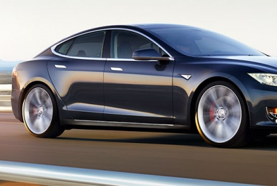 Tesla - Electric All-Wheel Drive
