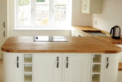 VRC homes kitchen