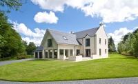 renew green energy Award winning new build using HRV, solar PV and efficient technologies