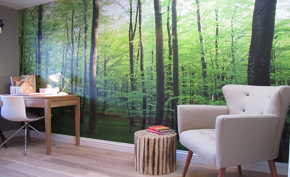 biophilic bedroom design