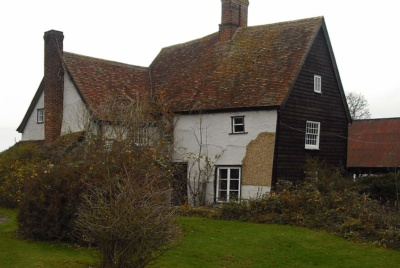 Farmhouse with subsidence problems